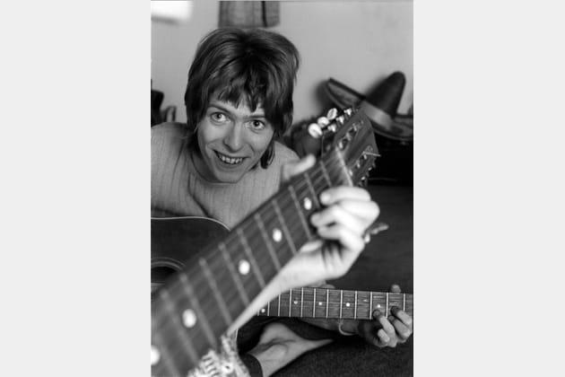 A la guitare, avec Turquoise, 1968