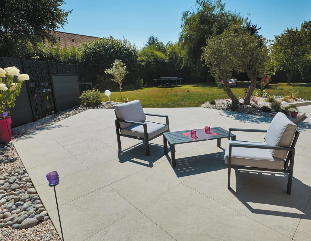 Salon De Jardin Carreau De Ciment quel revêtement de sol choisir pour la terrasse ?