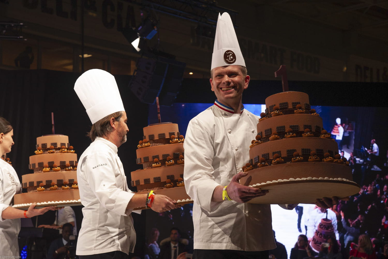 Salon du Chocolat: les défilés et dégustations reprennent le 28octobre