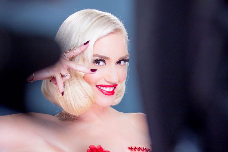 Gwen Stefani, nouvelle égérie Revlon