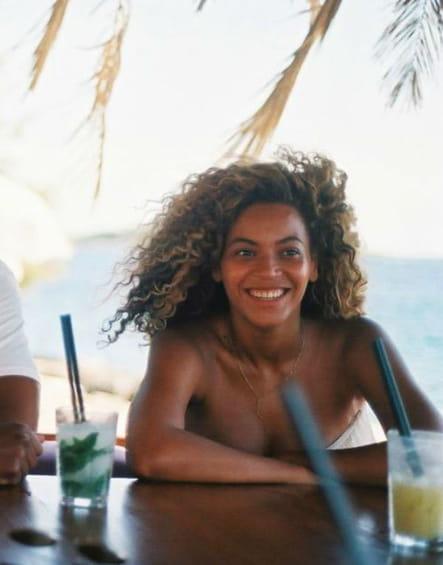 Beyoncé, belle au naturel