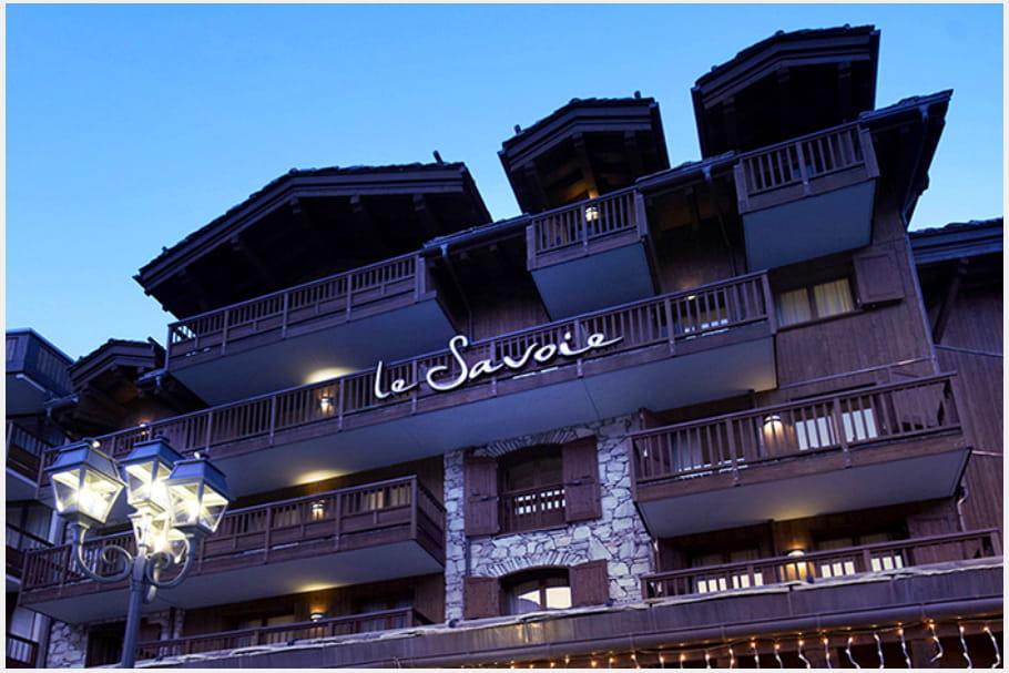 Hôtel***** Le Savoie