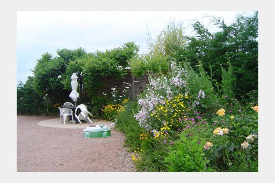 Petit Coin D Tente Visitez Le Jardin De Mireille