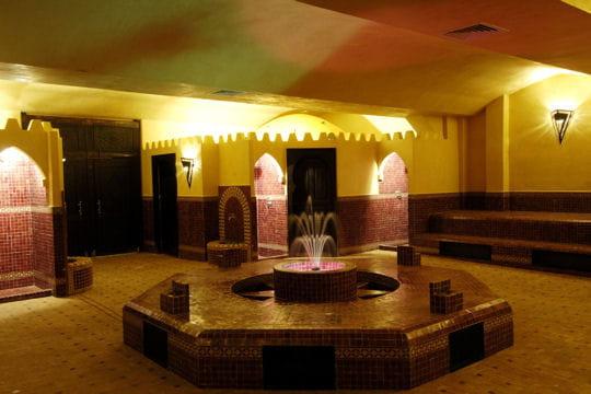 Salles d'eau, salles de repos...