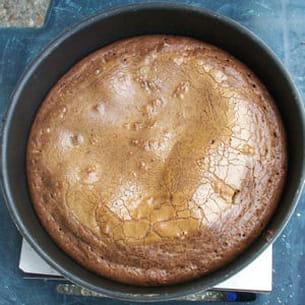 gâteau au vin rouge et au chocolat