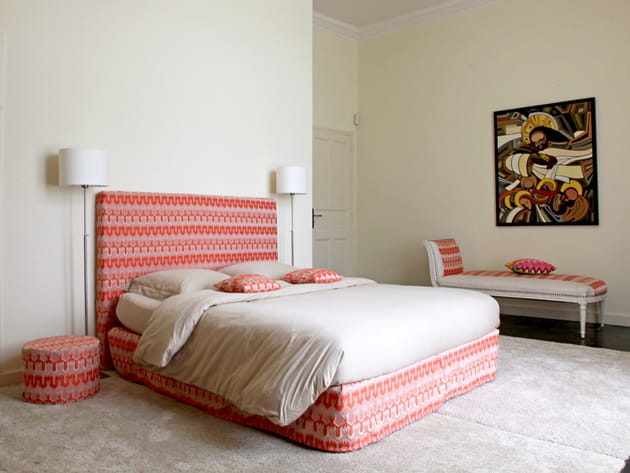 Chambres en couleur