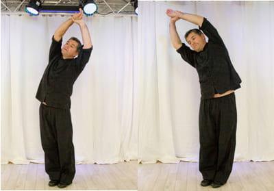 des mouvements que vous pouvez réaliser régulièrement pour vous détendre.