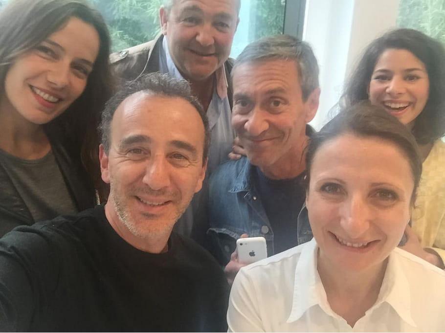 Elie Semoun, son dîner chez Anne-Sophie Pic