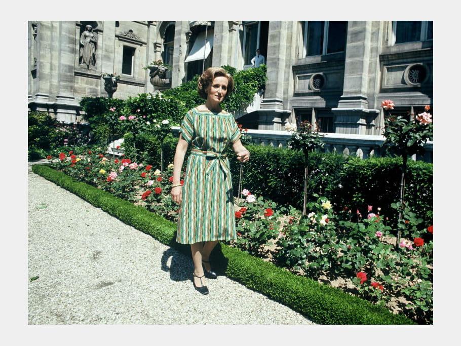 La parisienne bernadette chirac 80 ans en photos journal des femmes - La parisienne journal ...