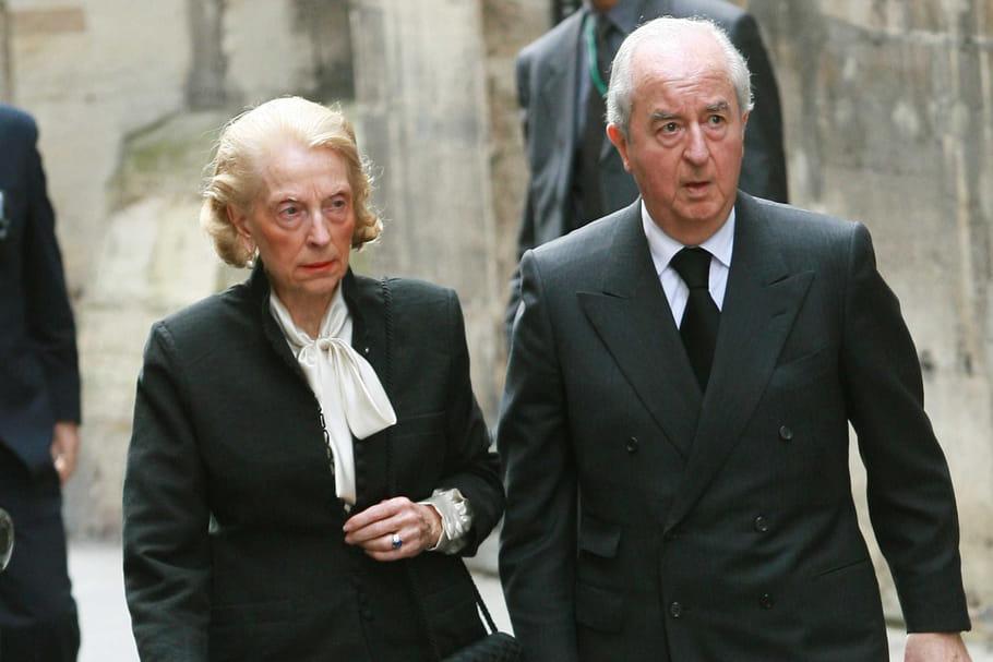 Edouard Balladur et sa femme, contaminés au coronavirus: son état de santé