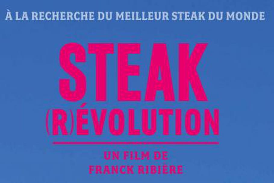Concours Steak (R)évolution : Gagnez 5 livres du film