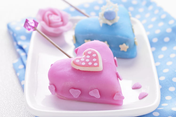Cakes Pops de Quatre-Quarts