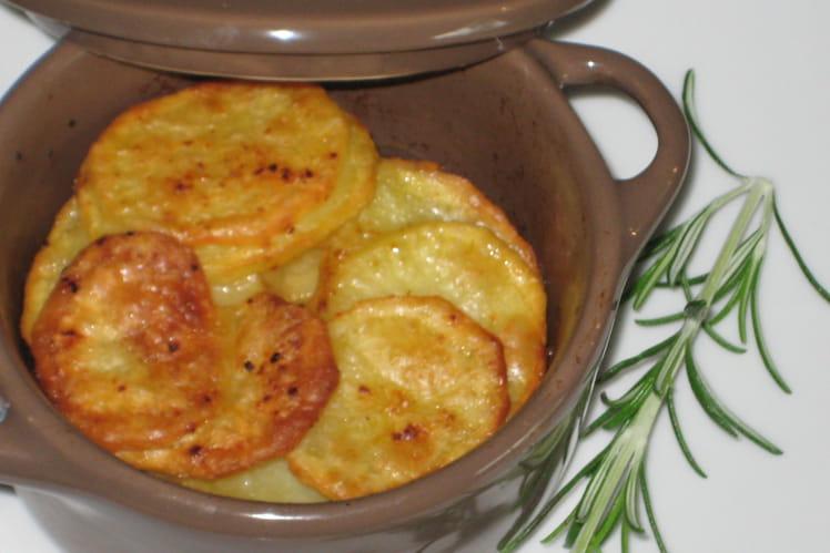 Cocotte de pomme de terre façon Anna