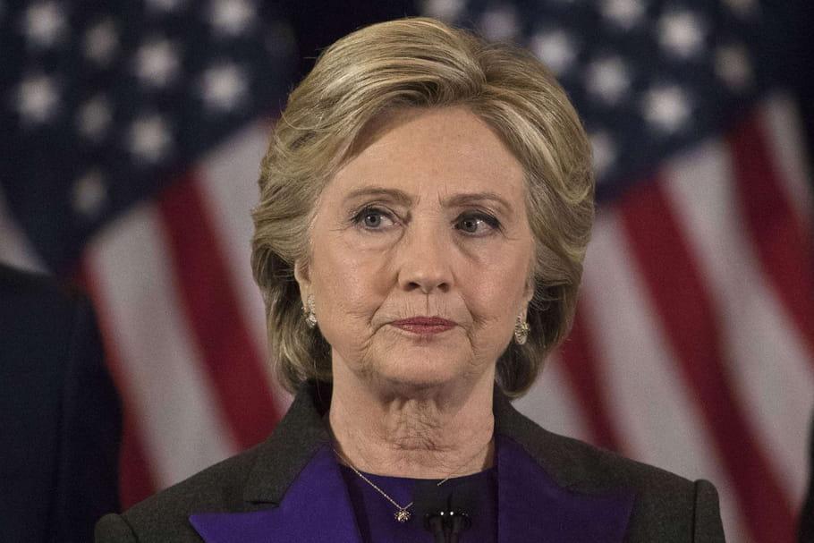 Hillary Clinton, désavouée par les femmes