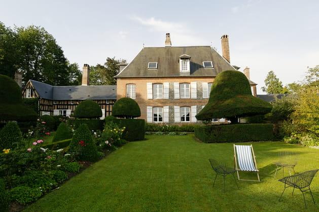 Classé remarquable, le Jardin des Ifs met à l'honneur l'art topiaire
