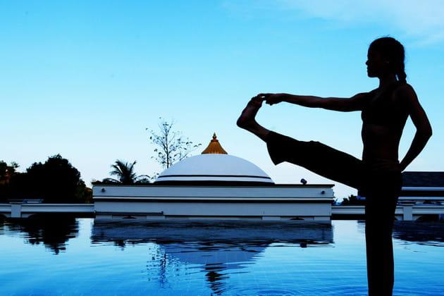 Le temple du yoga