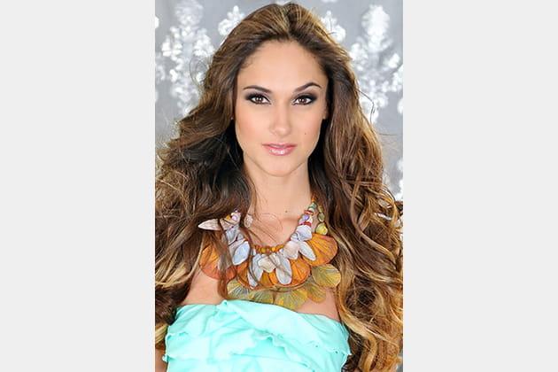 Miss Guatemala, Fabiola Jeimmy Aburto