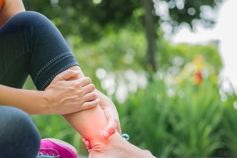Rupture du tendon d'Achille: symptômes, conséquences, opération