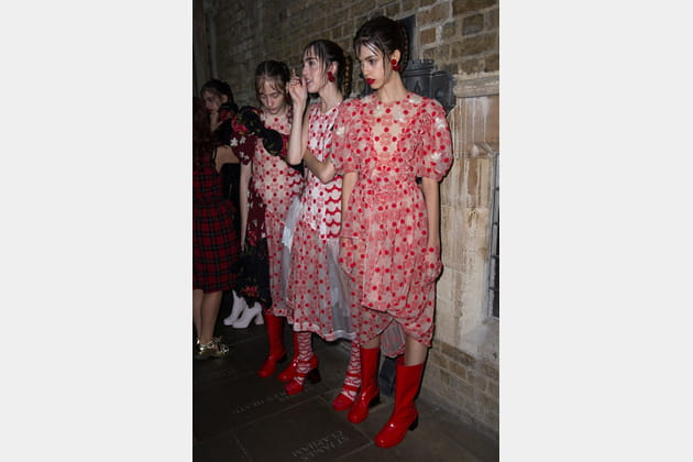 Simone Rocha (Backstage) - photo 16