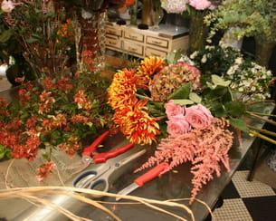 ce dont vous avez besoin pour faire un beau et grand bouquet de fleurs
