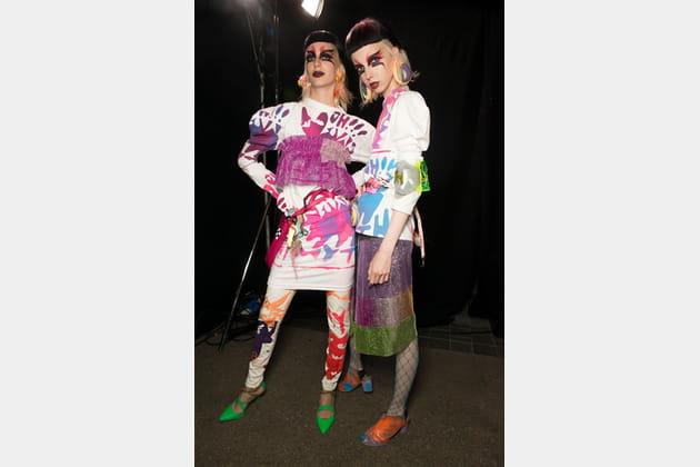 Fashion East (Backstage) - photo 26