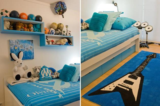 foot et musique. Black Bedroom Furniture Sets. Home Design Ideas