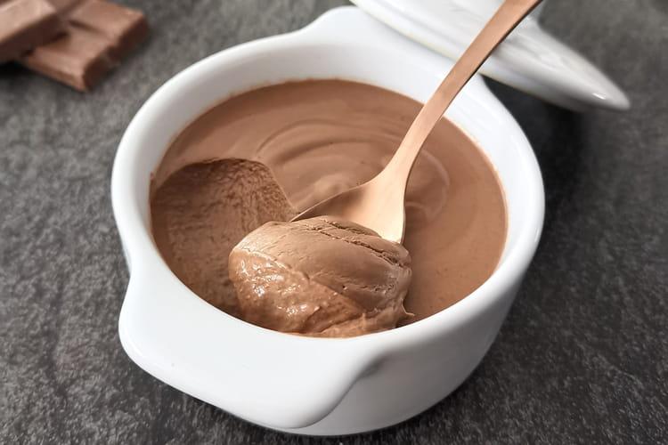 Crèmes onctueuses au lait de coco