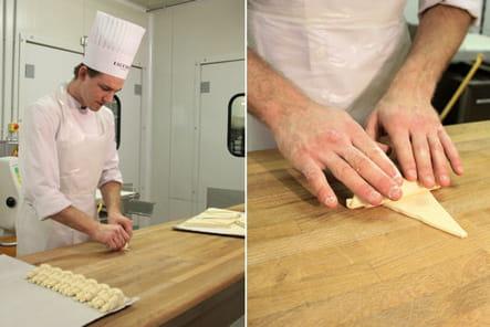 Laboratoire de pâtisserie Fauchon