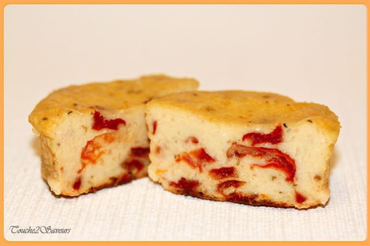 recette de cake ricotta tomates s ch es et basilic la recette facile. Black Bedroom Furniture Sets. Home Design Ideas