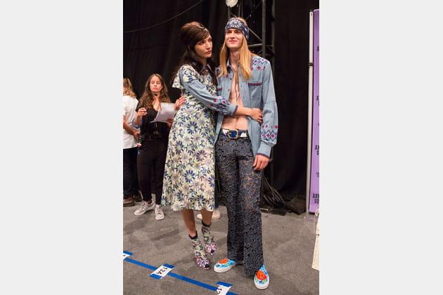 Anna Sui (Backstage) - photo 38
