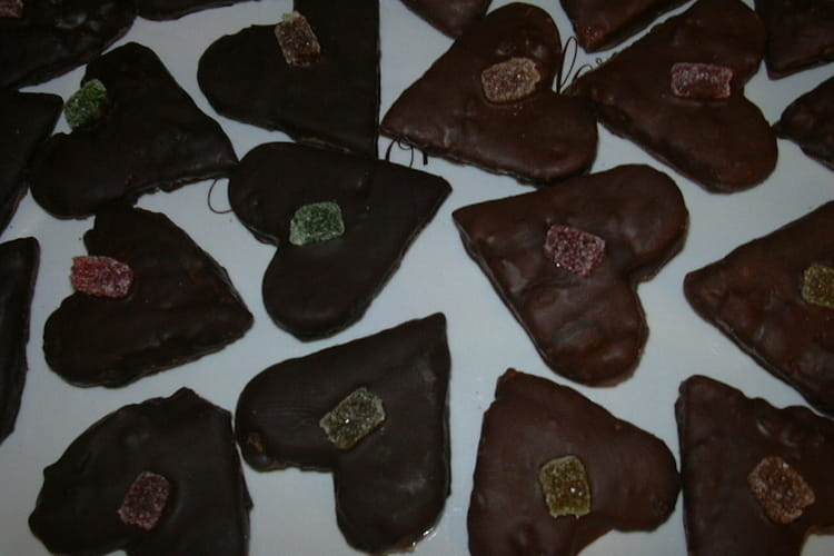 Chocolats de la Saint Valentin