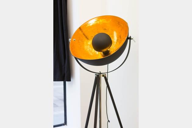 Le lampadaire industriel