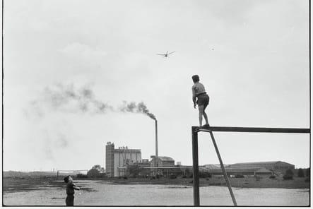 Ile Saint Denis, 1956