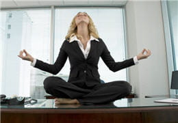 pour éviter l'ulcère, tachez de rester zen !