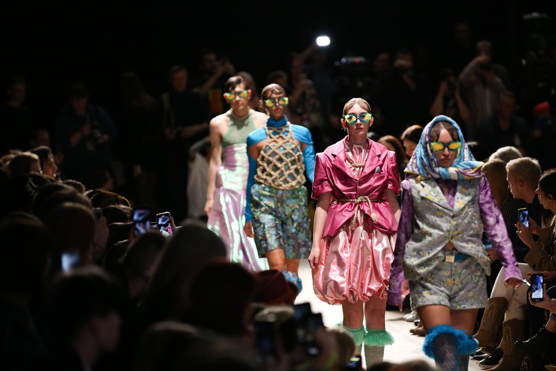 5jeunes créateurs repérés à la fashion week de Moscou
