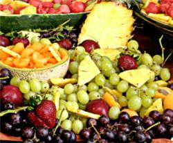 vous pouvez continuer à faire des orgies de fruits et légumes : c'est bon pour